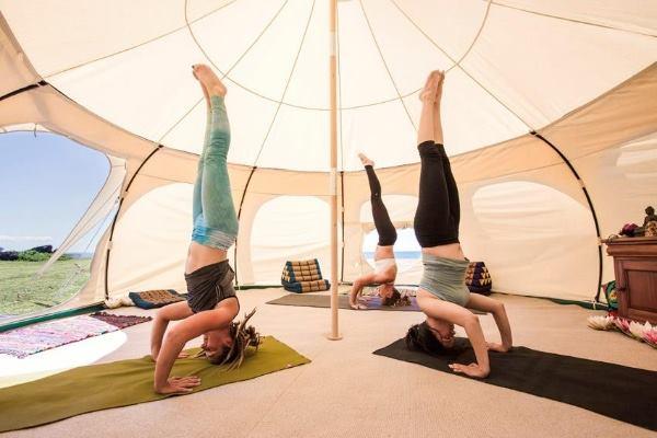 Yoga Tent - 2018 Buderim Foundation Community Grants Program (2)